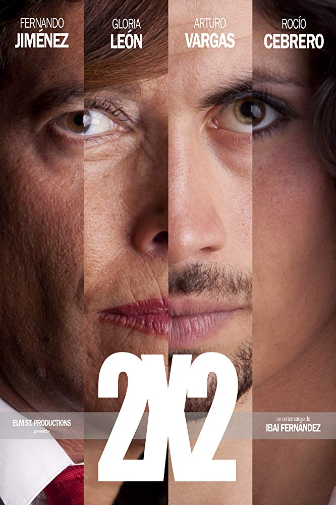 "Original Soundtrack and Sound Design for ""2x2"" short film by Ibai Fernández (2014)"