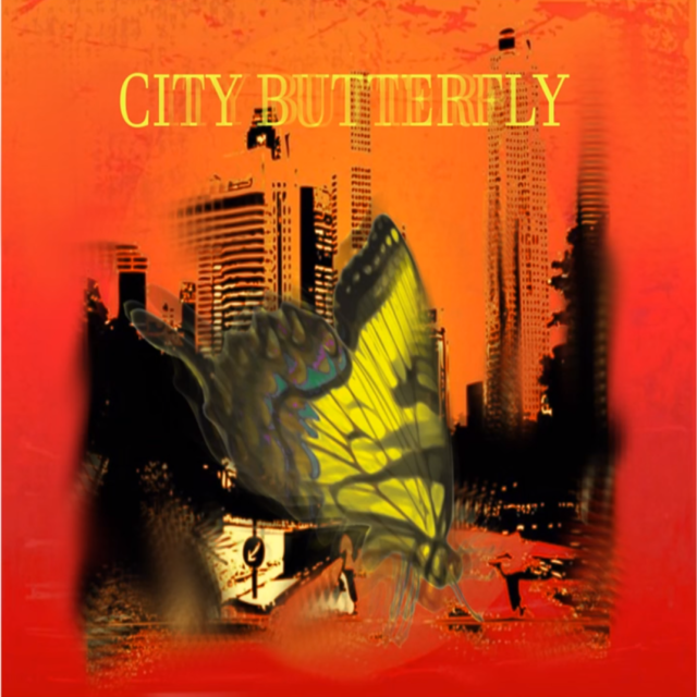 City Buttlerfly by Juan Carlos Moya