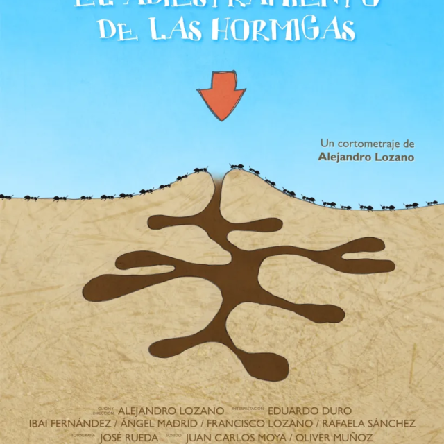"Original Soundtrack and Sound Design for ""El adiestramiento de las hormigas"" short film by Alejandro Lozano (2014)"