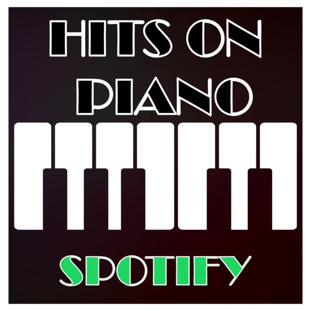 All the piano driven original covers in Spotify!