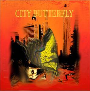 City Buttlerfly by Juan Carlos Moya