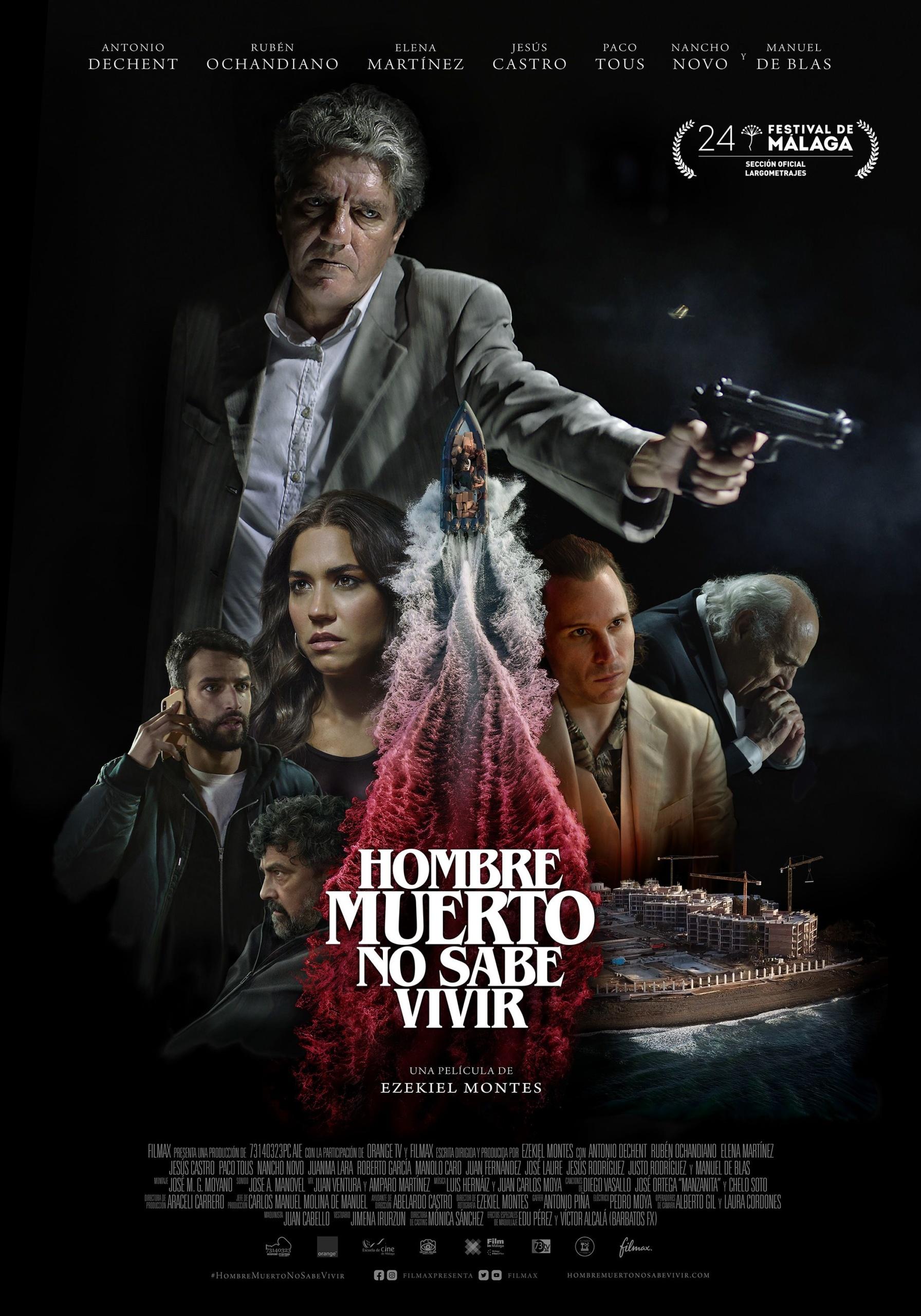 Hombre Muerto No Sabe Vivir - Banda Sonora (junto a Luis Hernáiz, Chelo Soto y Fran Moya)